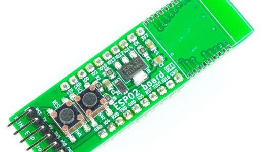 FLINT ESP-WROOM-02開発ボードキット(ESP02 Board)